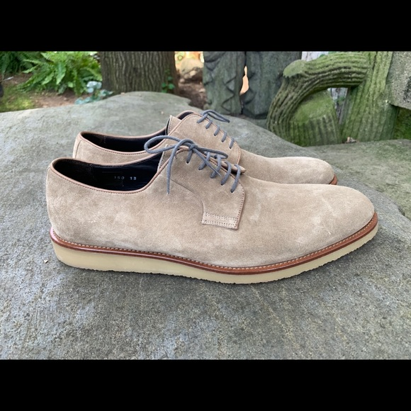 """To Boot New York /""""Jonathan/"""" Suede Derby Navy Oxfords Men/'s Dress//Casual Shoes"""